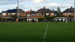   22.09.18   Billingham Synthonia 2-2 Birtley Town   Guysey RED CARD