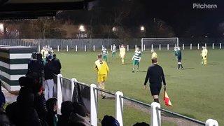 08.01.19 | Birtley Town 1-3 Chester-le-Street Town | EA Cup Quarter Final | Alexander Walker 1-3
