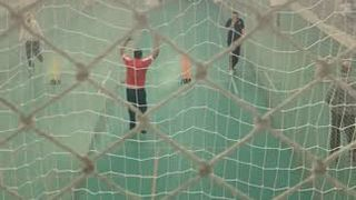 Indoor nets continue
