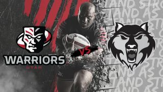 Former Okapi Wanderers Rugby player Alex Tucci first try with Utah Warriors