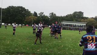 Chingcroft TRY V Woodford