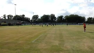 City  Away to Faversham Town  Video by Kerry Harris
