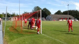 Charlie Dickens Goal   Video from Kerry Harris