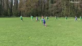 Luca 2nd Goal vs Wisley