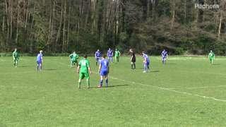 Luca 1st Goal vs Wisley