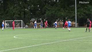 Charlie Goal vs AFC Egham