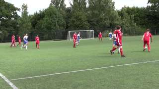 Frosty Goal vs AFC Egham