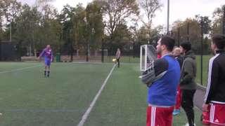 Joey 1st Goal vs West Addlestone