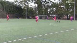 Ash Goal vs West Addlestone