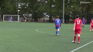 Joey 3rd Goal vs West Addlestone