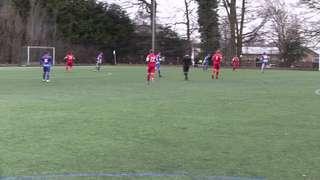 Grouty goal vs Bisley AS