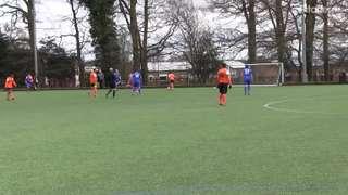 Joey Goal vs Woking Tigers