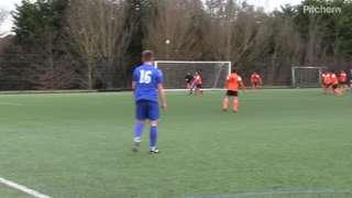 Tobes Goal vs Woking Tigers