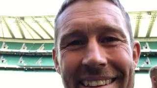A message from Jonny Wilkinson