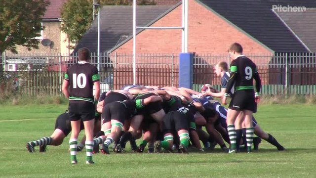 Marist v Hornsea Highlights