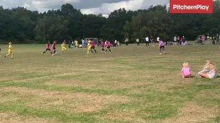 HAMBLE CLUB YOUTH FC v Southbrook Strikers