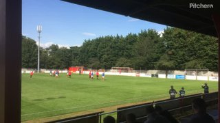 FA Cup penalty; Golds go 1-0 up