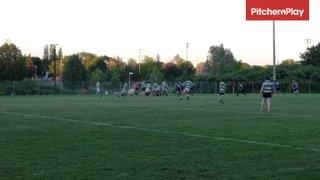 68:20 - Try - Toronto Saracens (H)