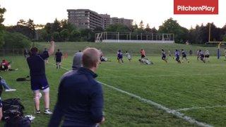 76:20 - Try - Toronto Saracens (H)