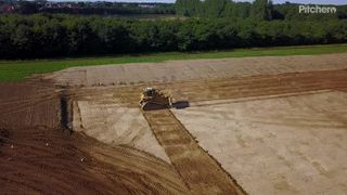New Site Groundworks 5 July 2017
