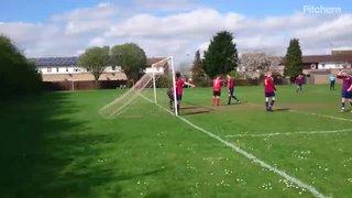 Gav Earl goal vs Murrow Bell 02/04/17