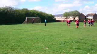 Phil Butler penalty vs Murrow Bell 02/04/17