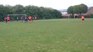 Rich Kay scores against Northborough 07/05/17