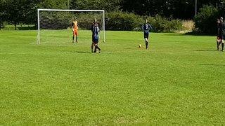Daryn Whiteman Penalty vs Thorpewood