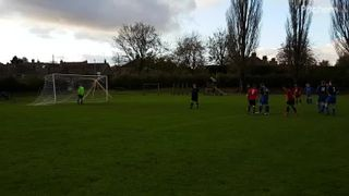 M Dandrilli Penalty vs Whittlesey A 4/11/17