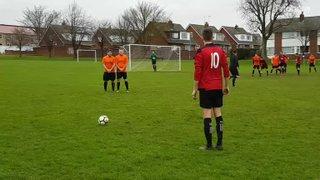 Kieran Hart goal vs Leverington Sports Res 27/01/18