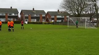 Aaron Yeoman Penalty vs Leverington Sports Res 27/01/18