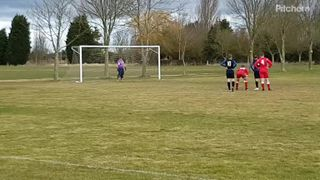 Dom Goymour Penalty vs Guyhirn 12/02/18