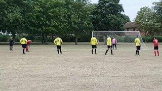 Keishon Wilson Penalty 29/07/18