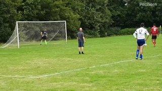 Keishon Wilson Penalty vs PIS 19/08/18