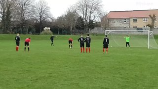Aaron Yeoman Penalty Miss vs Langtoft Res 05/01/19