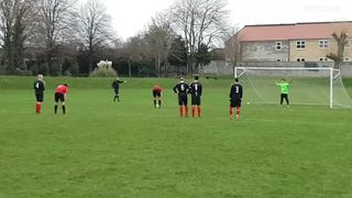 Aaron Yeoman Penalty Miss vs Langtoft Res 05/01/19