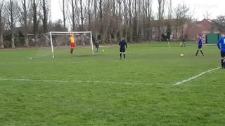 Aaron Yeoman Penalty vs Spalding Atheltic 26/01/19