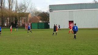 Aaron Yeoman goal vs Spalding Atheltic 26/01/19