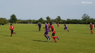 Nick Redhead goal vs Hunts Rovers 24/08/19