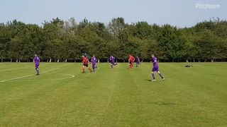 Mike Dandrilli goal vs Hunts Rovers 24/08/19