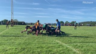 Try Vs. Buckfastleigh Ramblers