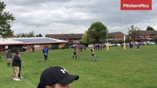 45:13 - Sub Off - Crawley (H)