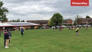 45:21 - Sub On - Crawley (H)