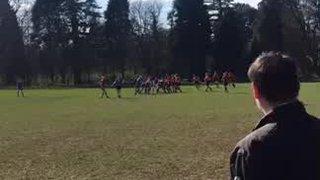 Cardiff Lions RFC Vs 157RLC Rugby - March 2017