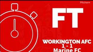 Workington AFC v. Marine FC - 25 Sep 18