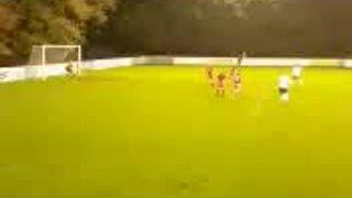 Steve Davies second goal vs Swindon Supermarine