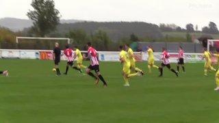 Evesham United 1-2 Yate Town Match Highlights (Credit Nick Burgess)
