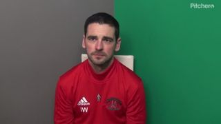 Iwan Williams & Shaun Cavanagh Post-Cardiff