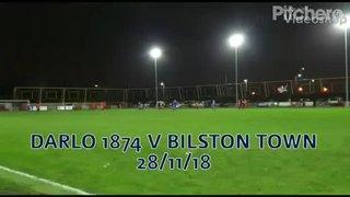 Bilston Town Goals