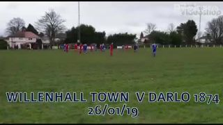 Willenhall vs Darlaston 26 January 2019